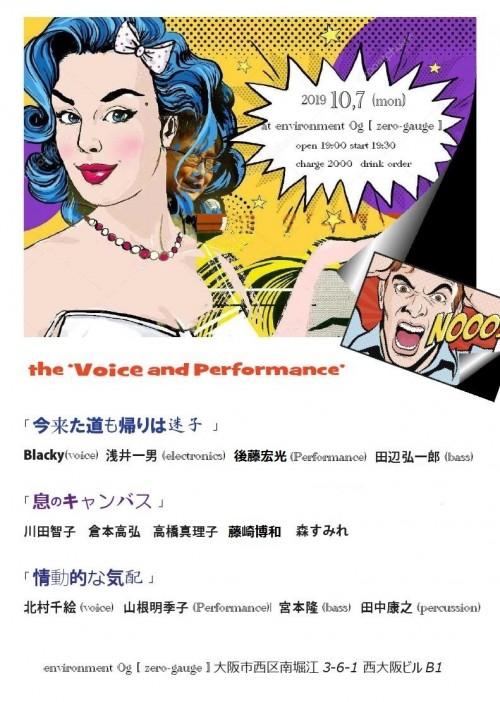 voice&performance