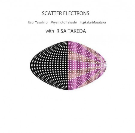 SCATTER ELECTRONS(臼井康浩gt 宮本隆b 藤掛正隆ds  electronics)with 武田理沙p,synthe,laptop